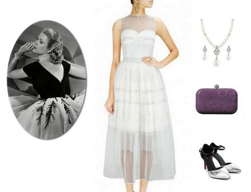 iconic hollywood looks - grace kelly