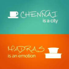 you know you are from Chennai when 11