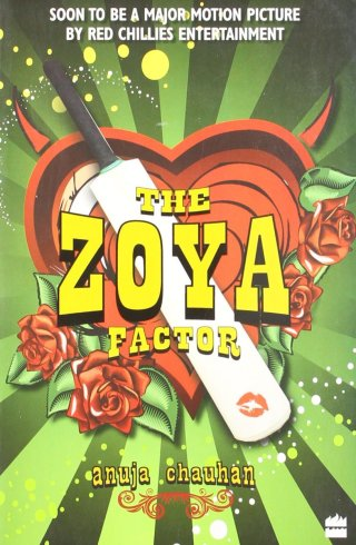 books that cheer you up - the zoya factor