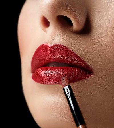 The Lip Brush-beauty-101-a-super-simple-guide-to-makeup-brushes