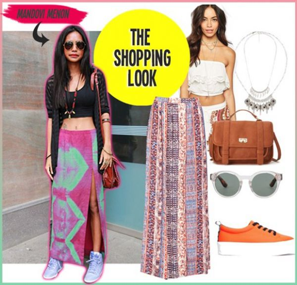 how to style a maxi skirt 4