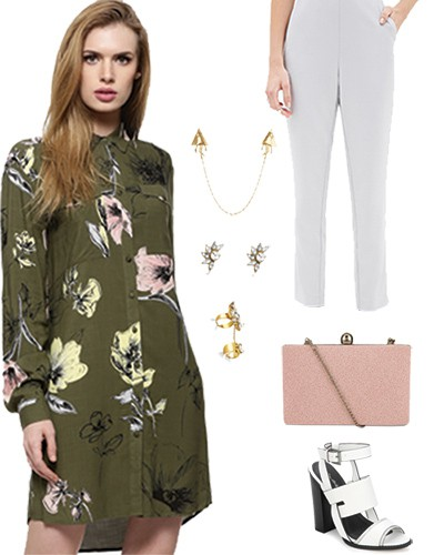 how to style floral prints 4