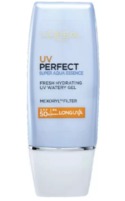 l-oreal-paris-uv-perfect-aqua-essence-best-sunscreen-in-india