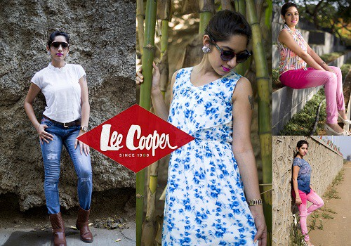 Lee Cooper Spring-Summer 2015 collection