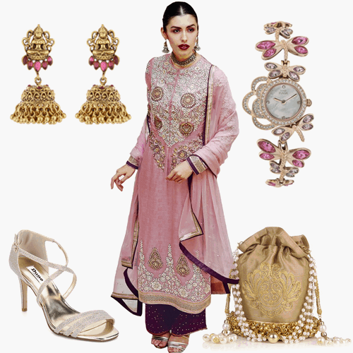 wedding function outfit