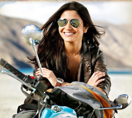anushka sharma movie looks jab