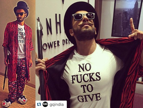 funny celeb moments - ranveer