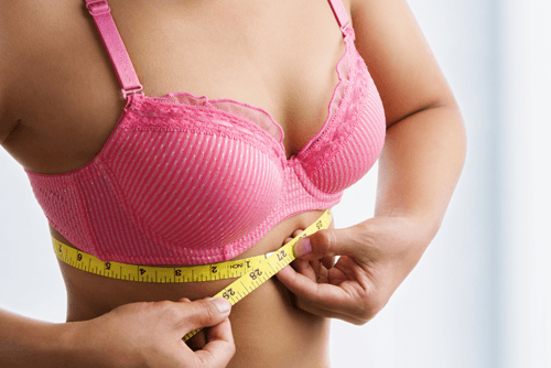 how to measure your bra size