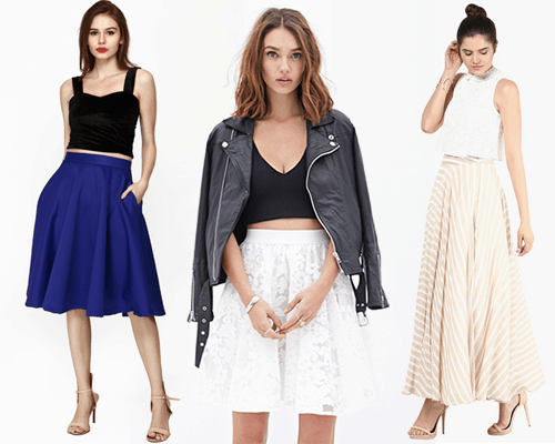 skirts for every body type Apple 1
