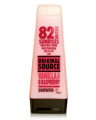 best body wash 12