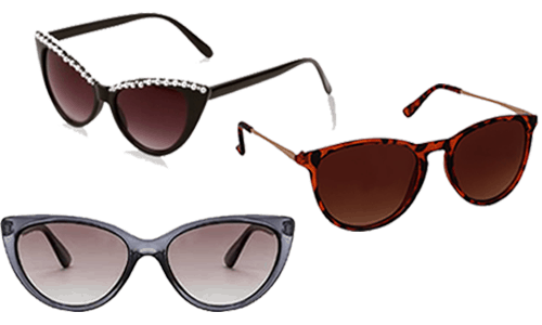 heartshaped sunglasses for your face shape