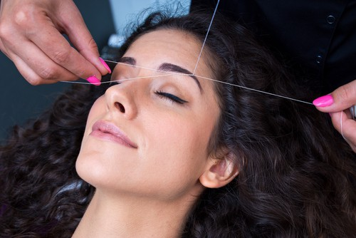 salon beauty treatments