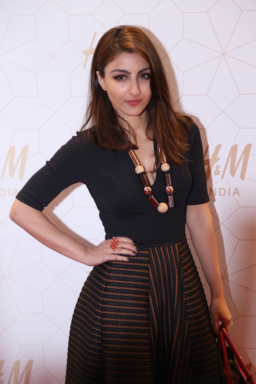 bollywood celebs at H&M India