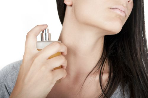 Best Places To Spray Perfume