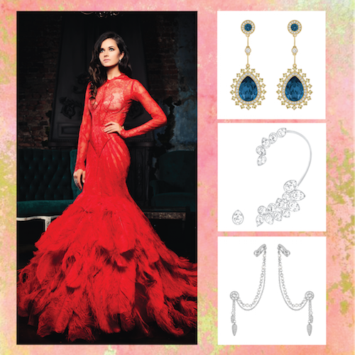 Indian wedding jewellery trends. 2