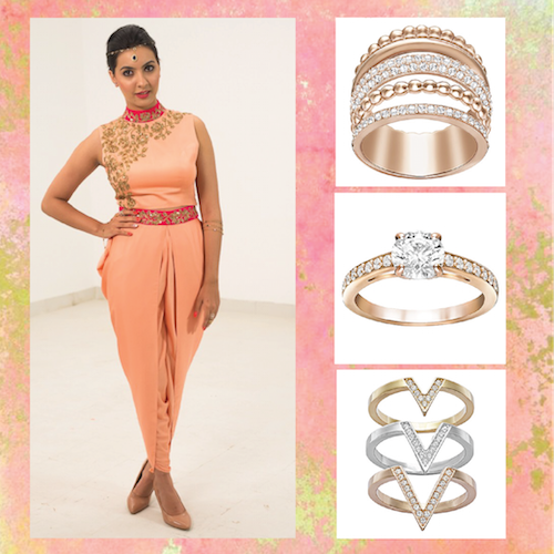 Indian wedding jewellery trends. 5