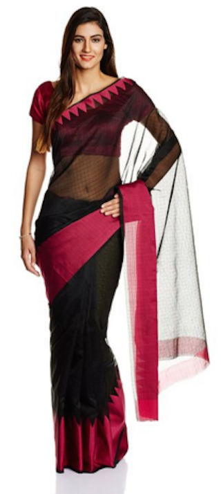 elegant sarees for the festive season. 1