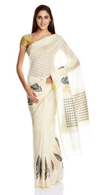elegant sarees for the festive season. 2