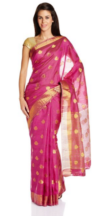 elegant sarees for the festive season. 3