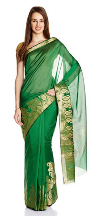 elegant sarees for the festive season. 6