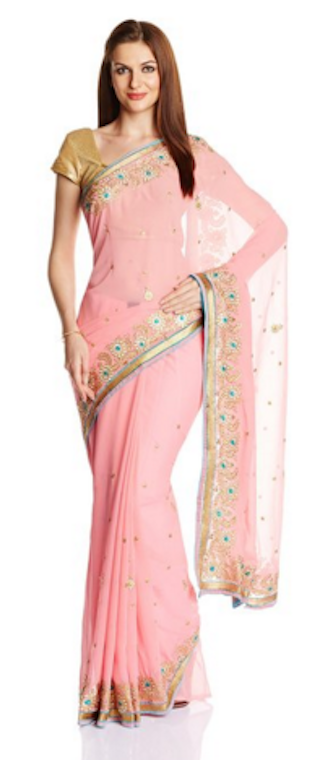 elegant sarees for the festive season. 7