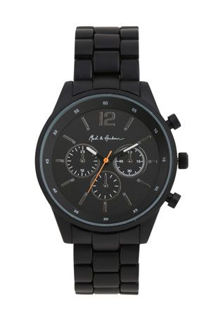 mast--harbour-women-black-analogue-watch-affordable-watches