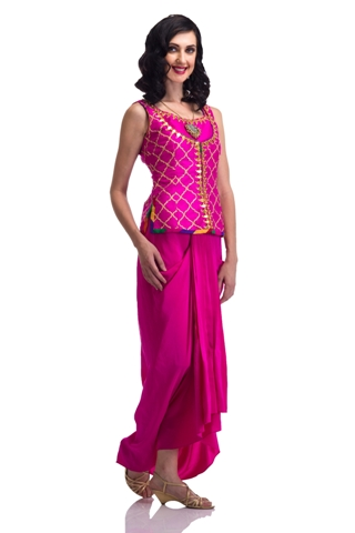 sangeet outfits1
