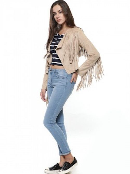 cropped jackets