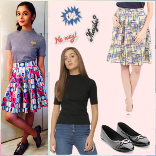 how to dress like alia bhatt