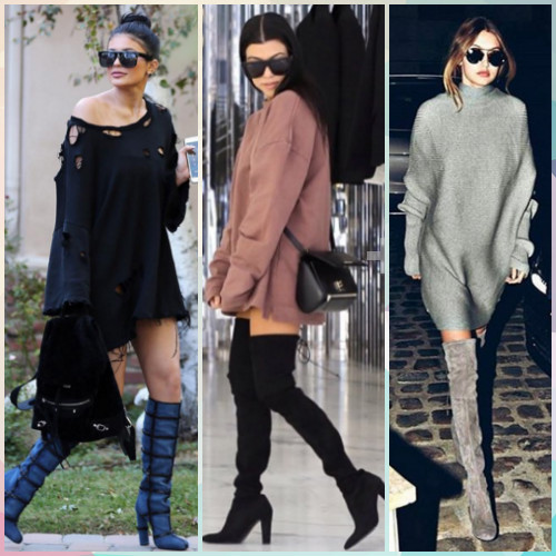 lampshading fashion trend