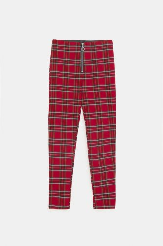 zara-plaid-treggings-