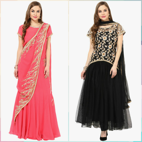 ethnic wear for all body types