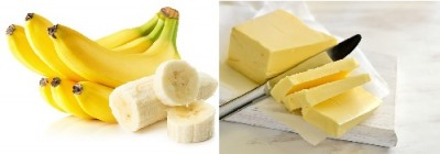 Butter And Banana