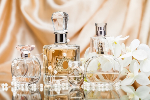 layering body lotion with perfume. 4