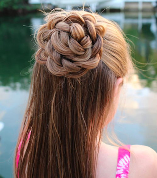 easy braid hairstyles