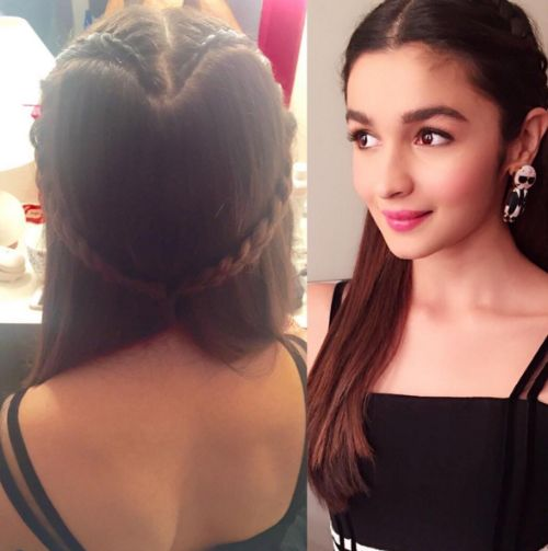 hairstyles from alia bhatt