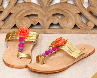6- shoes to wear at an Indian wedding