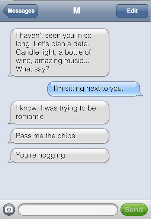 planning a date 7