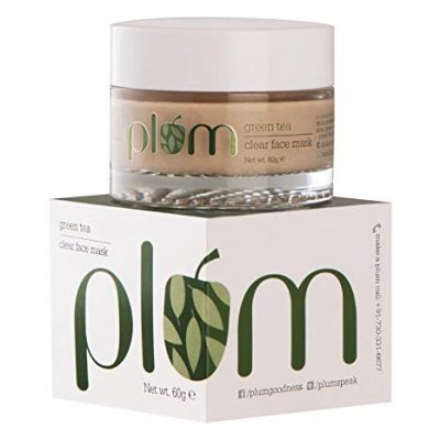 Plum-GreenTea-Clear-Face-Mask (60gm)