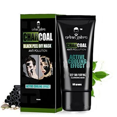 UrbanGabru-Charcoal-Peel-Off-Mask