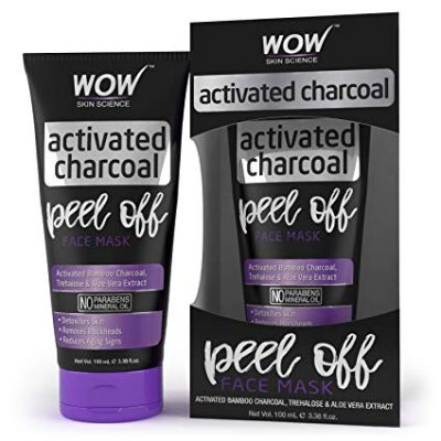 WOW-Activated-Charcoal-Face-Mask-Peel-Off-No-Parabens-&-Mineral