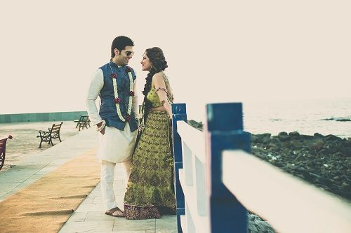 fashion blogger Mitali Sagar's wedding