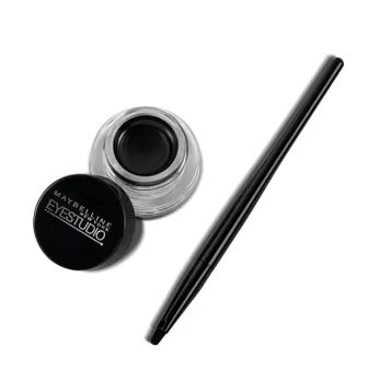 13 Maybelline New York Eye Studio Lasting Drama Gel Eyeliner - Black