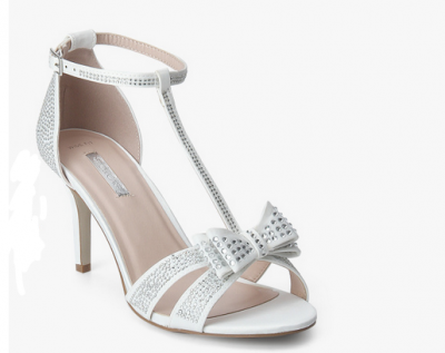 DOROTHY PERKINS Off White Stilettos