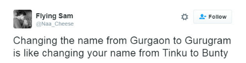 gurgaon to gurugram 2