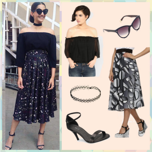 outfit inspiration from Sonam Kapoor
