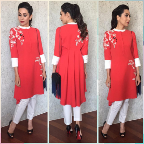 2 kurti styles you can get stitched