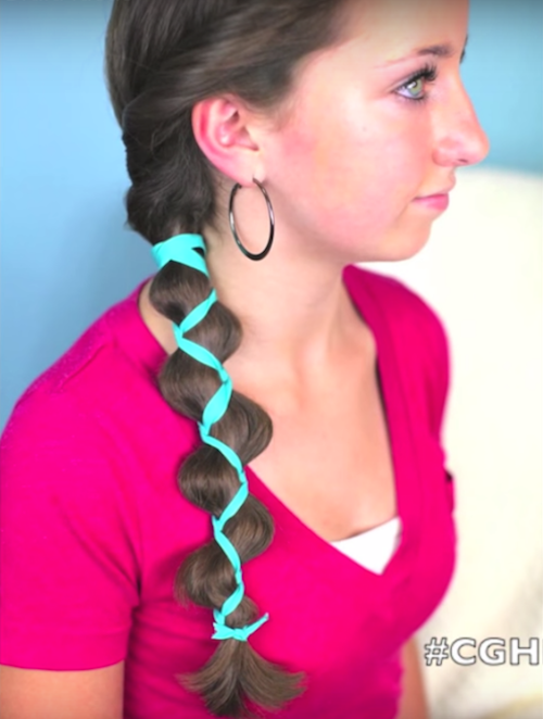 4 college girl hairstyles