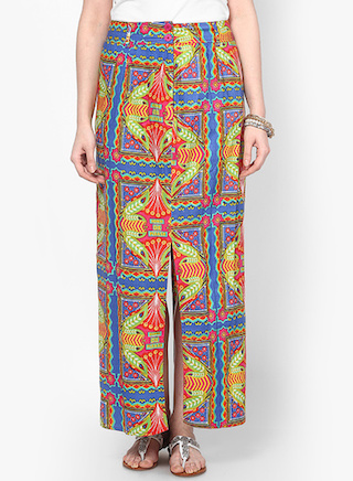 Indian skirts for college