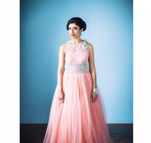 6 cocktail gown